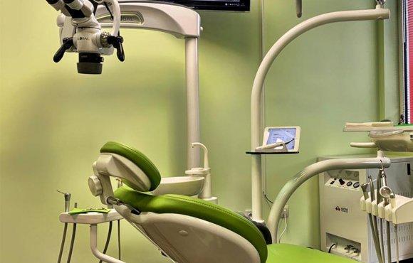 Микроскопско подпомогната дентална медицина